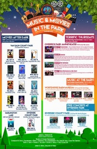 Music & Movies In the Park: Spider Man into the Spiderverse