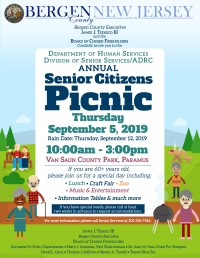 Annual Senior Citizens Picnic