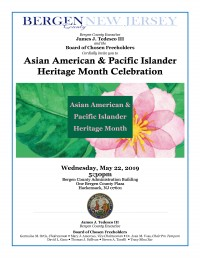 Asian American & Pacific Islander Heritage Month Celebration
