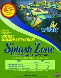 The Splash Zone at Darlington Park