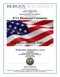 9/11 Memorial Ceremony