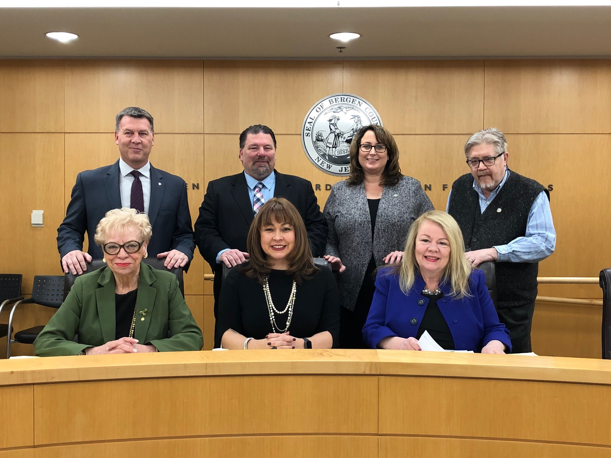 Bergen County Freeholders
