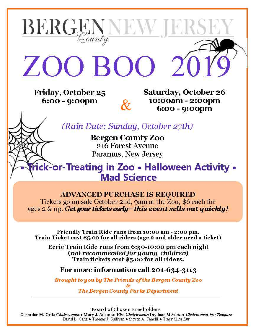 About Bergen County Zoo